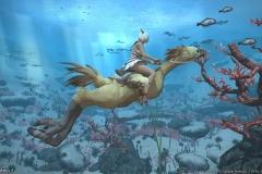 FFXIV: Stormblood - Nuoto e immersioni #5