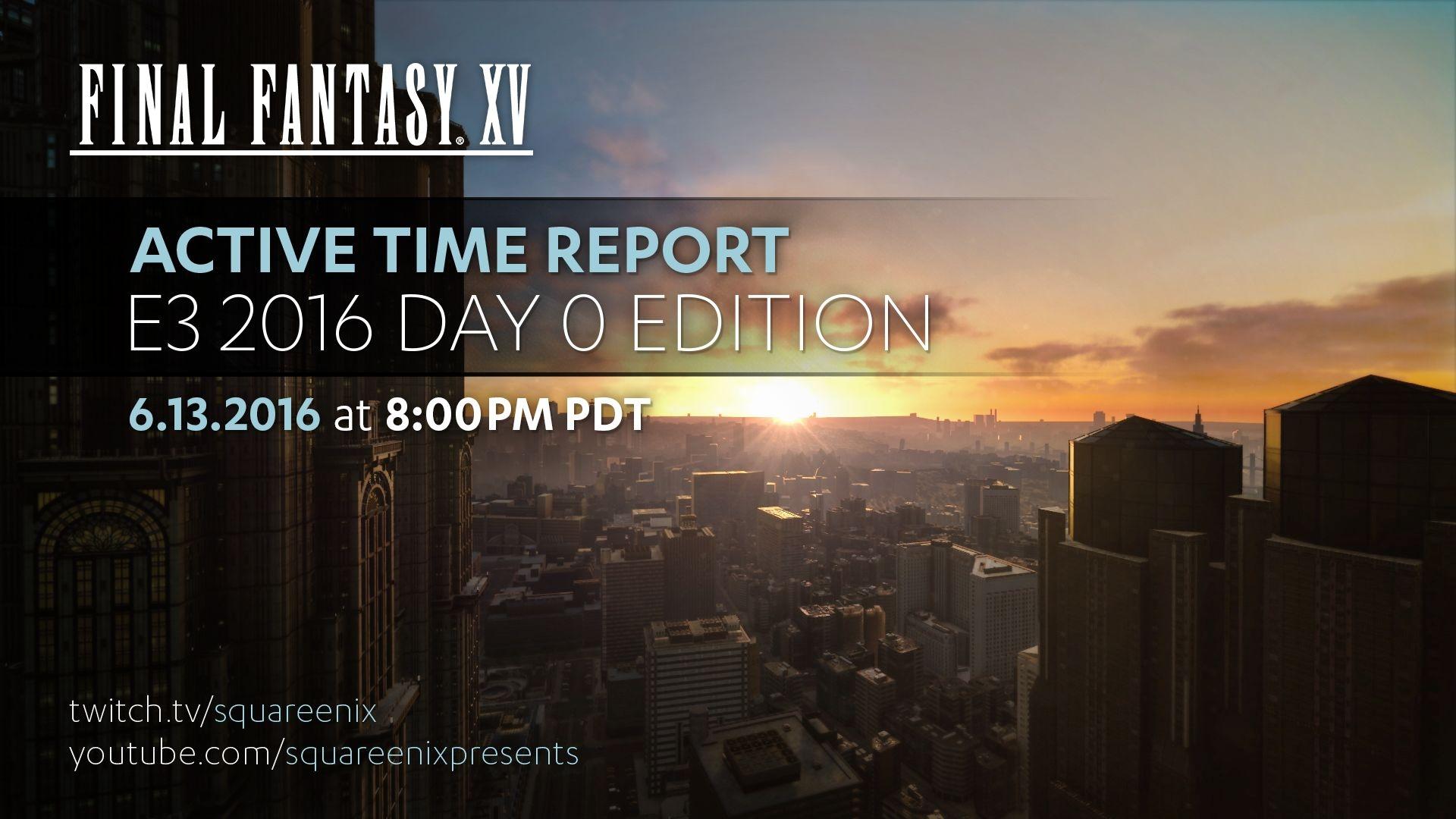 ATR - Final Fantasy XV