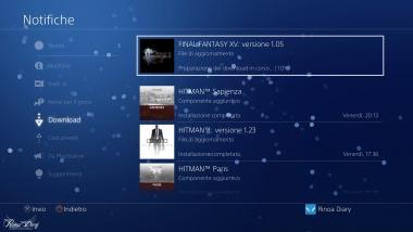 Final Fantasy XV - Versione 1.05