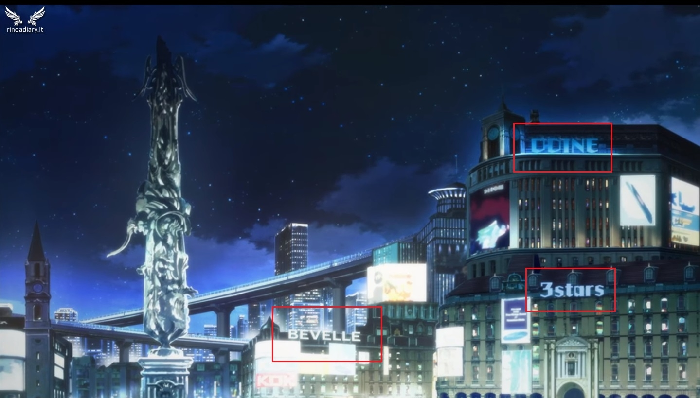 Brotherhood Final Fantasy XV - Citazioni a precedenti capitoli