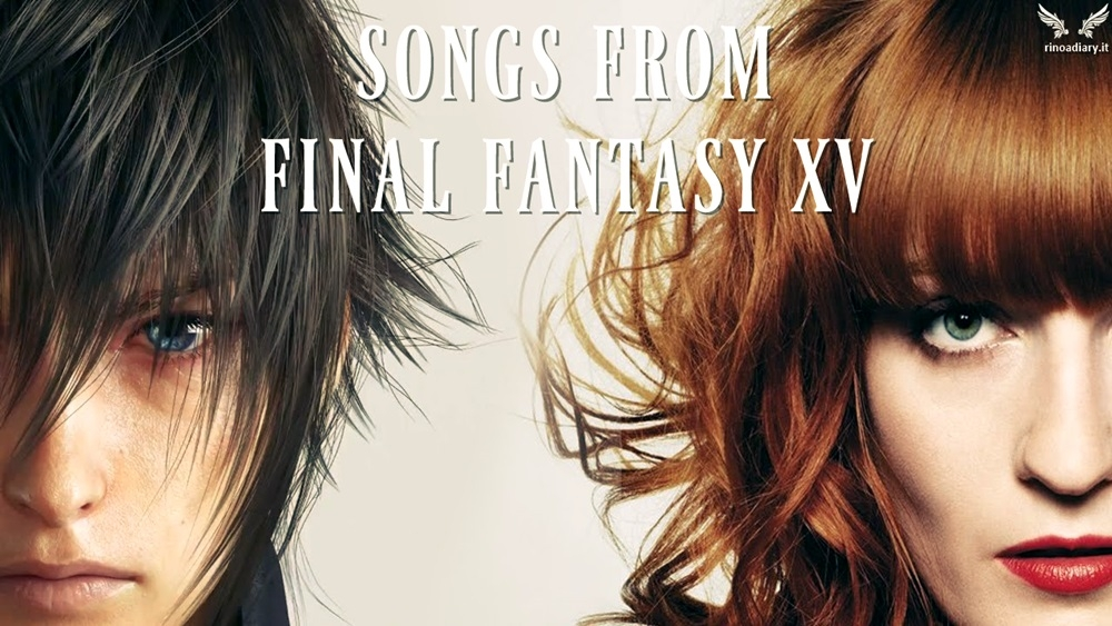 "Florence + The Machine presentano ""Songs from Final Fantasy\"""