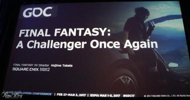 Final Fantasy XV - Tech-demo PC #1