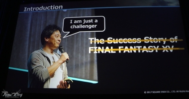 Final Fantasy XV - Tech-demo PC #2