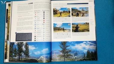 Guida Ufficiale Strategica di Final Fantasy XV - Edizione da Collezione #4