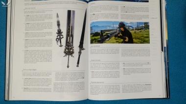 Guida Ufficiale Strategica di Final Fantasy XV - Edizione da Collezione #5