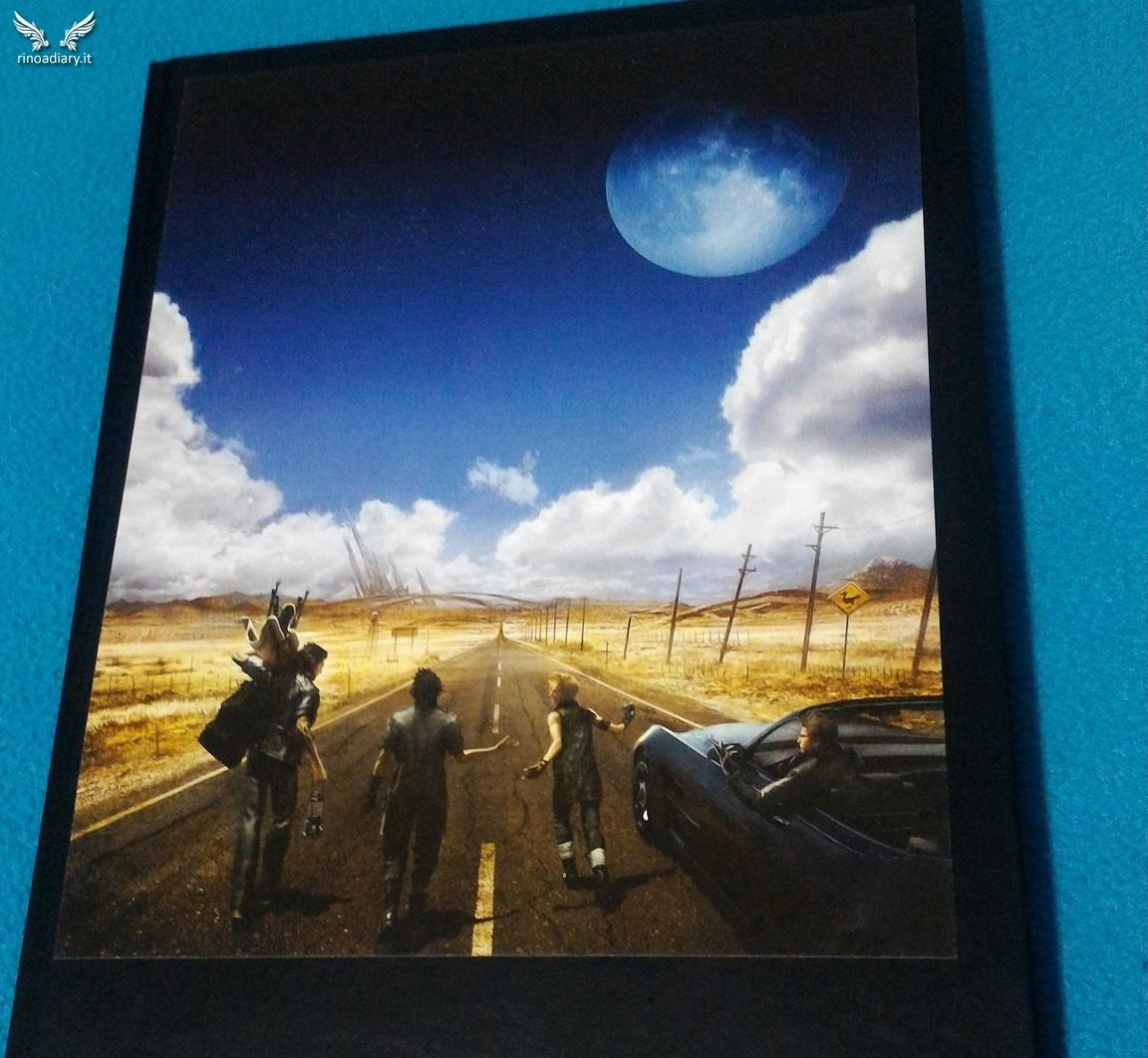 Guida Ufficiale Strategica di Final Fantasy XV - Edizione da Collezione #10