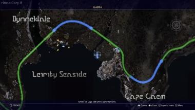 Final Fantasy XV - Missione a tempo - Molboro #2