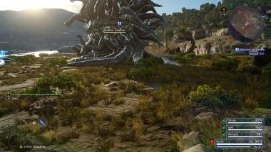 Final Fantasy XV - Missione a tempo - Molboro #5