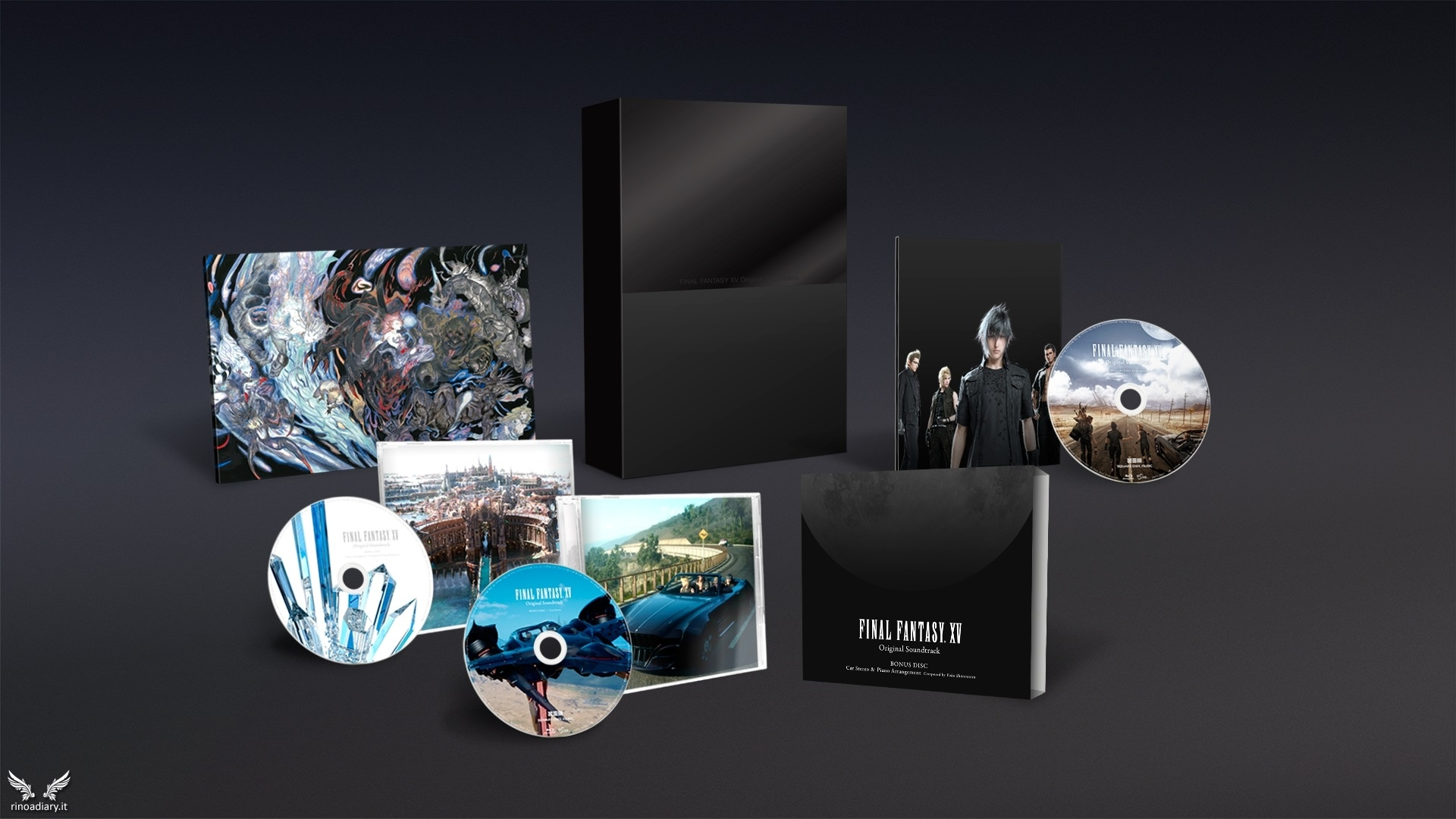 Final Fantasy XV OST Limited Edition