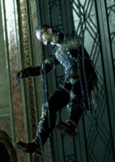 Ultimania - Dettaglio del trono di Ardyn #3