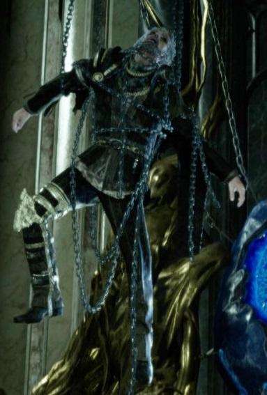 Ultimania - Dettaglio del trono di Ardyn #4