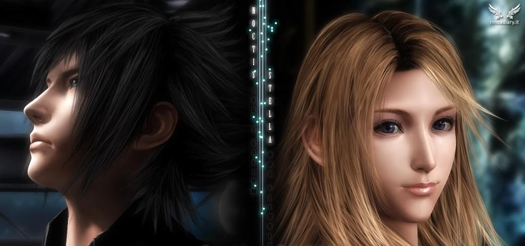Final Fantasy Versus XIII - Noctis e Stella