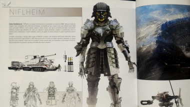 Guida Ufficiale Strategica di Final Fantasy XV - Edizione da Collezione #9