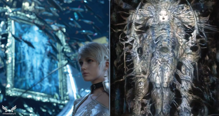 Kingsglaive Final Fantasy XV: la dea Etro