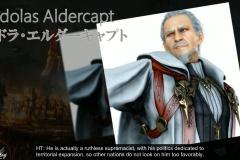 Iedolas Aldercrapt, l'imperatore