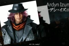 Ardyn Izunia, il reggente di fatto dell'impero