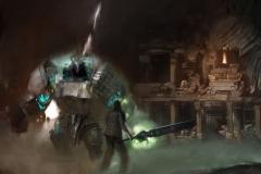 Final Fantasy XV - Episode Gladio - Concept #3
