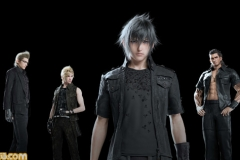 Final Fantasy XV: i 4 protagonisti