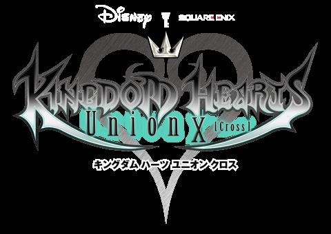 Logo di Kingdom Hearts Union Cross
