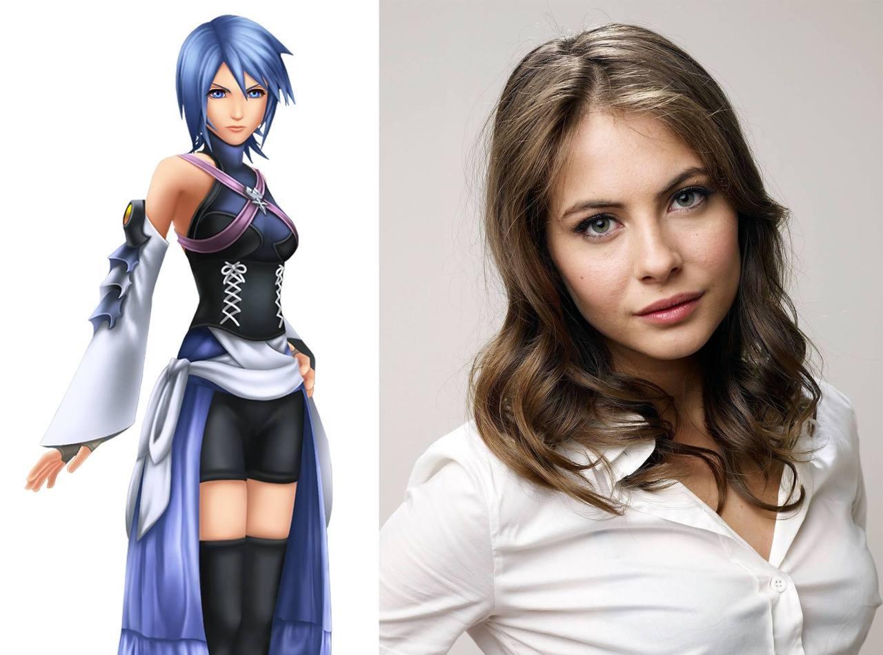 Willa Holland interpreterà Aqua anche in KH II.8 HD
