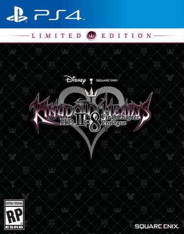Cover di Kingdom Hearts 2.8 HD - Limited Edition Nord America