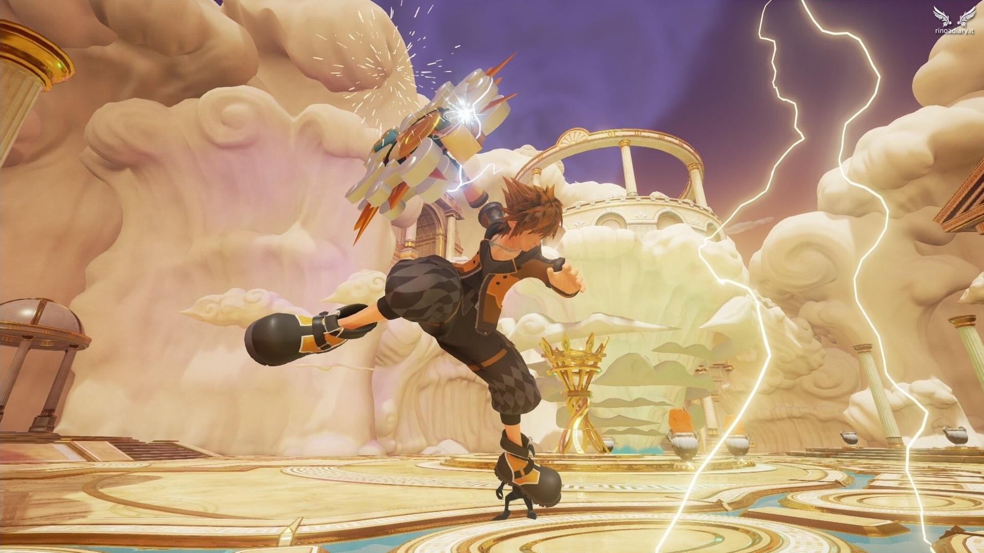 Kingdom Hearts III - Paris Games Week #1