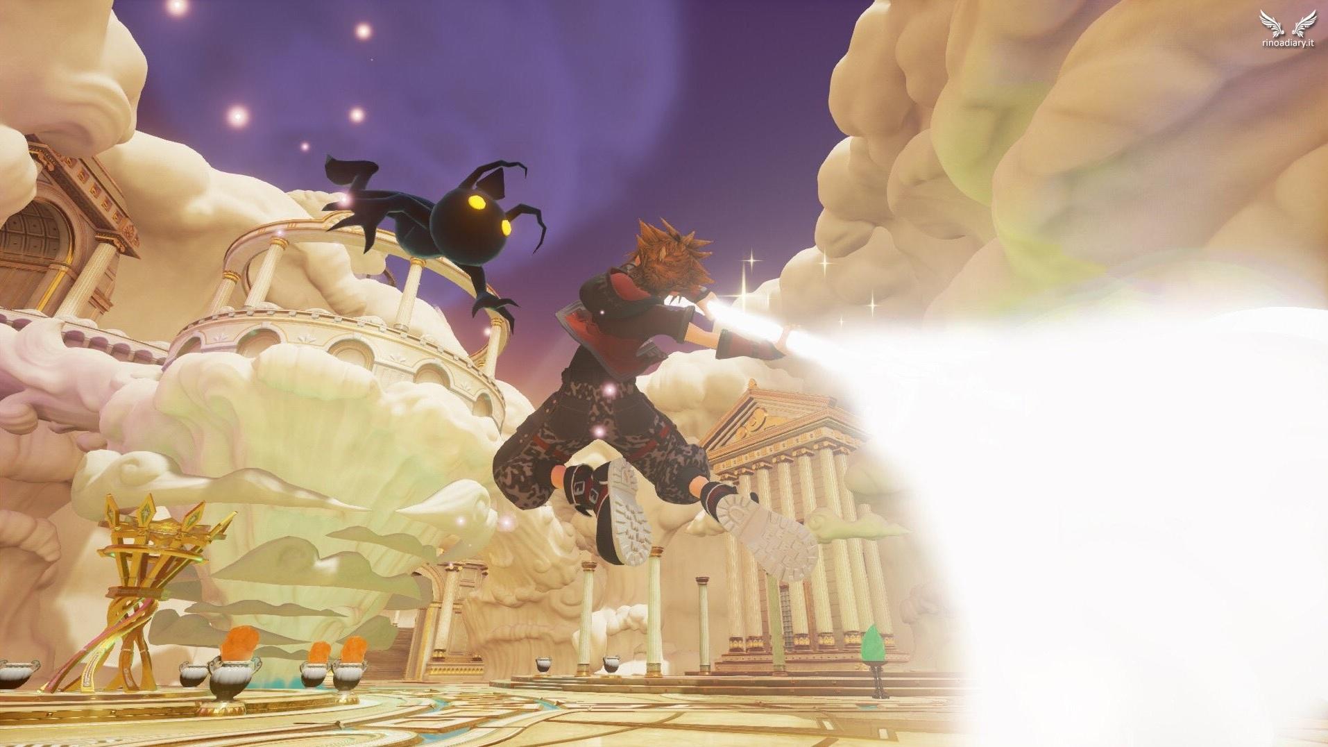 Kingdom Hearts - Paris Games Week #2