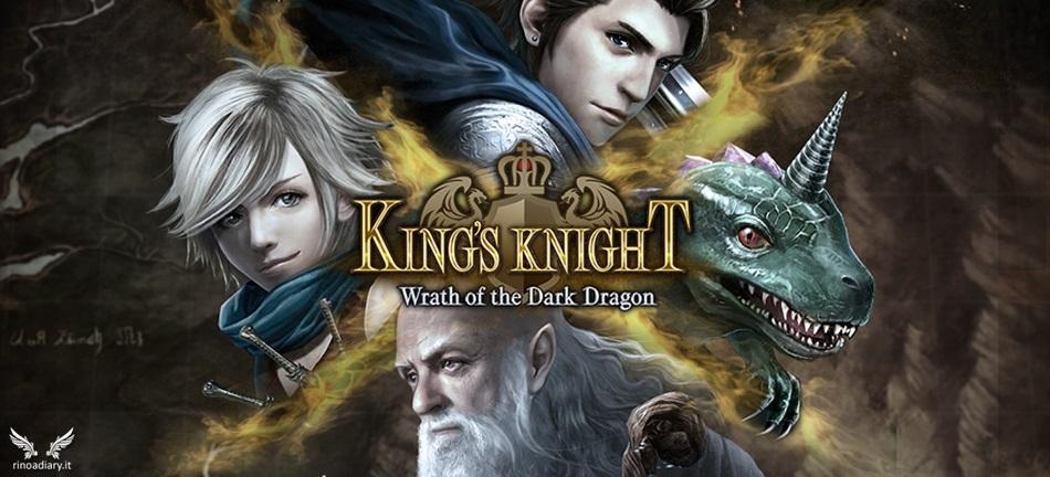 King\'s Knight: Wrath of the Dark Dragon