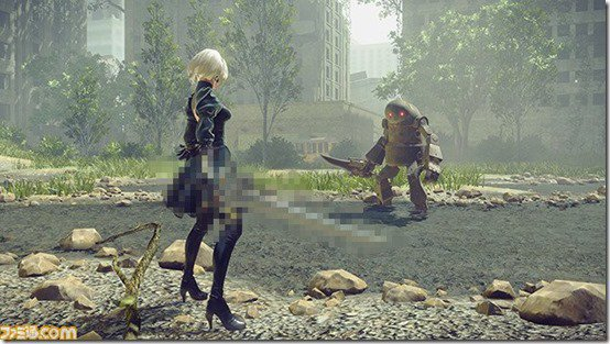 NieR: Automata ft. Final Fantasy XV!