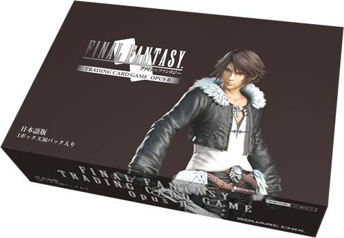Final Fantasy Trading Card Game - Opus II