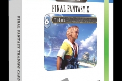 Final Fantasy Trading Card Game - Tidus Starter Pack