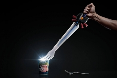 Cup Noodle - Ultima Weapon Fork