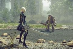 Final Fantasy XV feat. NieR: Automata #3