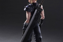Play Arts Kai - Cloud, Final Fantasy VII Remake #2