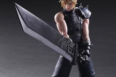Play Arts Kai - Cloud, Final Fantasy VII Remake #4