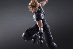 Play Arts Kai - Cloud, Final Fantasy VII Remake #5