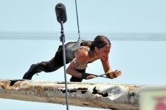 Riprese del film Tomb Raider con Alicia Vikander #1