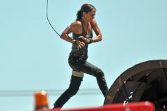 Riprese del film Tomb Raider con Alicia Vikander #3