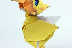 Origami di Chocobo