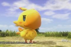 World of Final Fantasy - Dungeon Demo