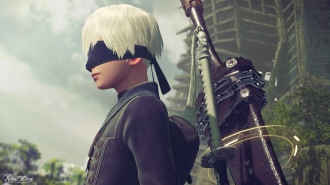 NieR: Automata Screens