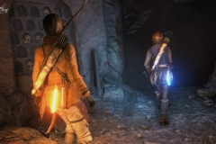 Rise of the Tomb Raider su PlayStation 4