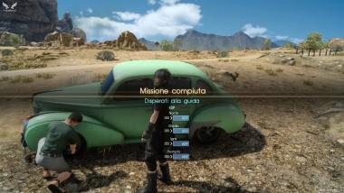 Missione Disperati alla guida - Final Fantasy XV