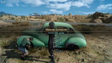 Missione Tornati alla guida - Final Fantasy XV