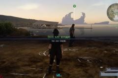 Attività - Gara sulla spiaggia- Final Fantasy XV