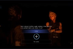 Attività - Scatti ravvicinati - Final Fantasy XV