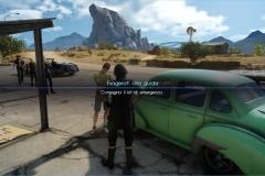 Missione - Esagerati alla guida - Final Fantasy XV