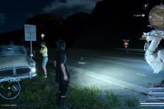 Missione - Frettolosi alla guida - Final Fantasy XV