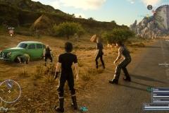 Missione Auto in panne - Pigri alla guida - Final Fantasy XV