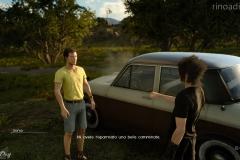Missione - Sconsolati alla guida - Final Fantasy XV